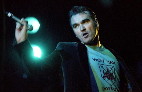My heart belongs to Morrissey