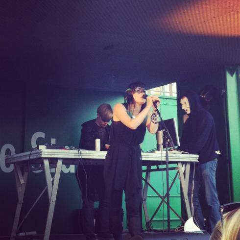 Phantom live (Karoliina Ahopelto / Phantom)
