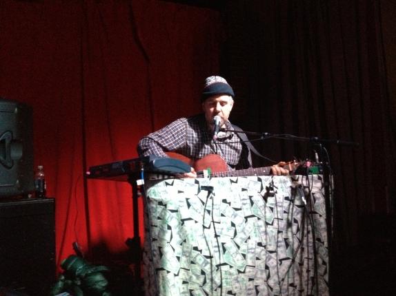 Jason Lytle, of Grandaddy fame, TKTK. (Kelvin Tse/Treeswingers)